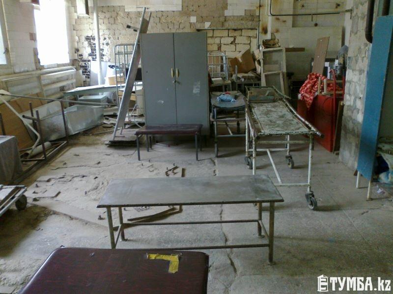 Сотрудники морга в Актау отреагировали на возмущение жителей состоянием зала для прощания с покойным