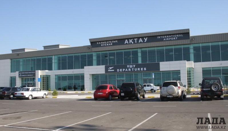 В аэропорту Актау за кражу задержан гражданин Украины