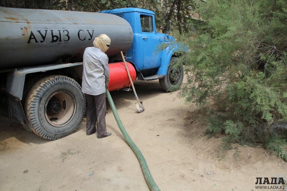 «Caspiy Оperating»: Тендер на озеленение Актау и полив деревьев еще не проведен