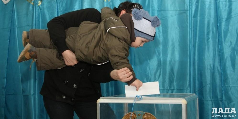 Списки избирательных участков Актау с телефонами комиссий