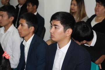 В Актау прошел студенческий форум