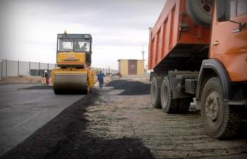 """Реконструкцию автодороги """"Бейнеу-Шетпе-Жетыбай-Актау"""" завершат к середине 2017 года"""