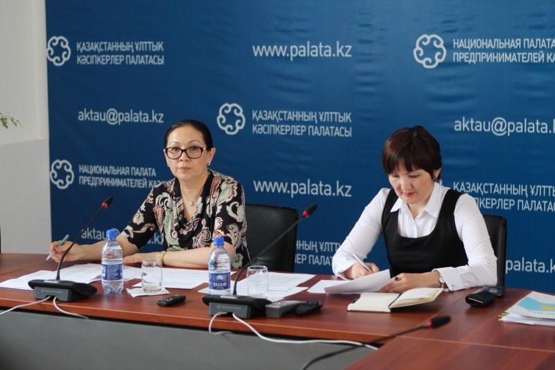 В Актау приступил к работе Совет деловых женщин