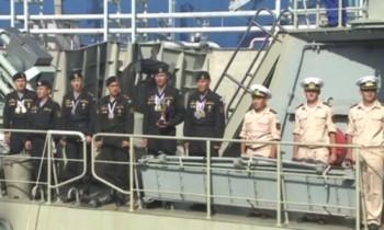 В Актау встретили серебряных призеров конкурса «Каспийское море-2015»