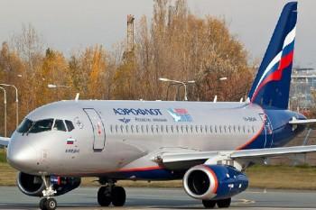 Самолет «Аэрофлота» вернулся в Актау после неудачного взлета