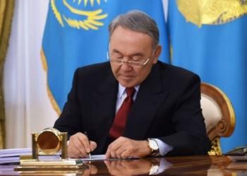 Н.Назарбаев подписал закон, приостанавливающий действия отдельных норм Земельного кодекса