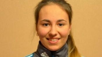 Казахстанская биатлонистка стала чемпионкой мира среди юниоров