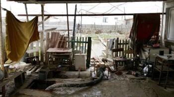 В Мунайлинском районе Мангистау продолжают борьбу с последствиями ливневых дождей (ФОТО)