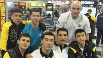 Казахстанские боксеры отправились завоевывать олимпийские лицензии