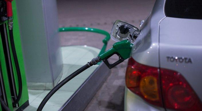 Цены на топливо в РК повысились в связи с подорожанием нефти