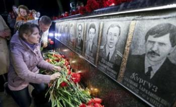 Аварии на Чернобыльской АЭС исполнилось 30 лет