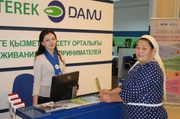 Многодетная мать из Мангыстау при поддержке фонда «Даму» получила кредит в 7 млн. тенге