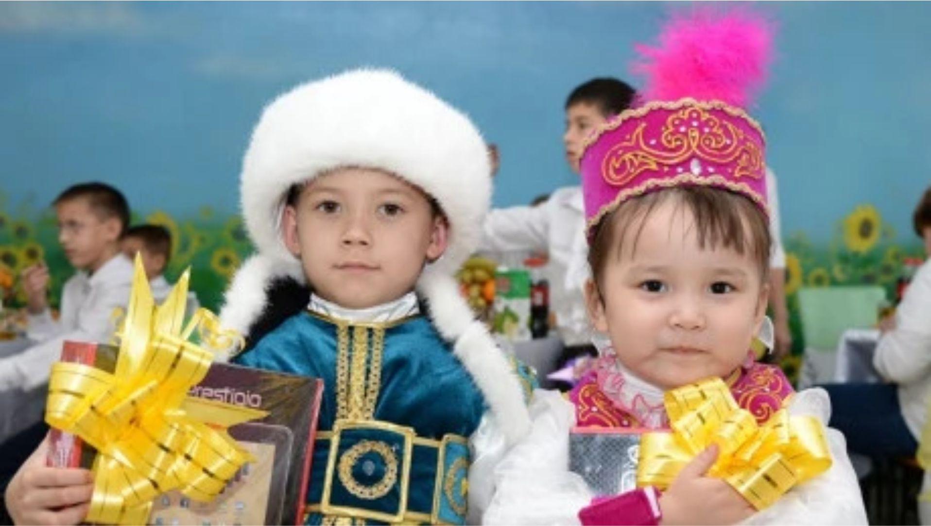 В Казахстане насчитали более 5 млн детей