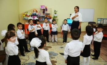 Рабочий день в государственных детсадах Актау продлили на 1,5 часа