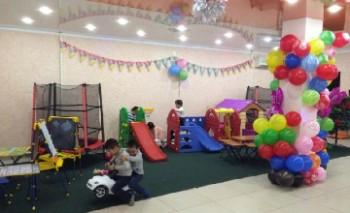 В селе Жетыбай Мангистауской области открылось первое детское кафе
