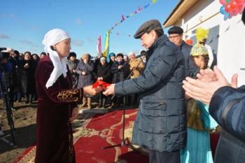В Мангыстауской области открылось 2 новых детских сада (ФОТО)