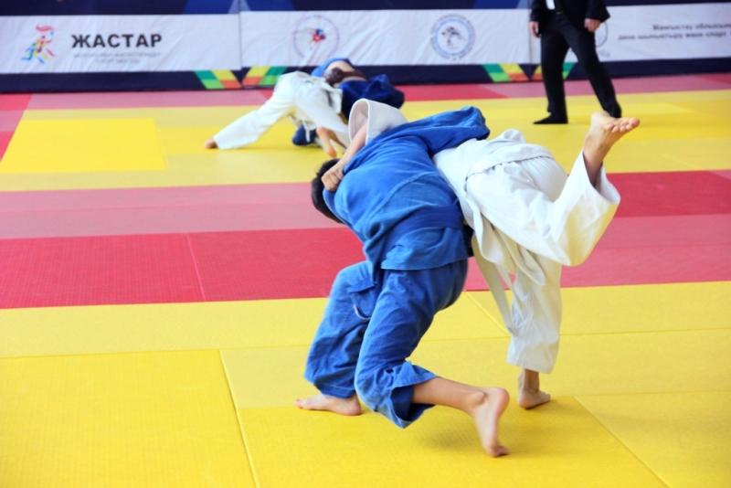 Мангыстауские дзюдоисты стали победителями международного турнира