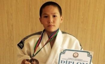 Актауские дзюдоисты вернулись из Баку с тремя медалями