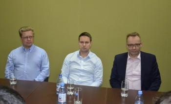 Казахстанско-финское предприятие электропрофиля откроют в Актау