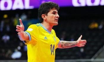 Сборная Казахстана вышла в полуфинал ЧМ-2021 по футзалу