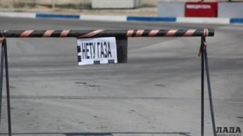 На большинстве заправок в Актау и пригородах по-прежнему нет газа