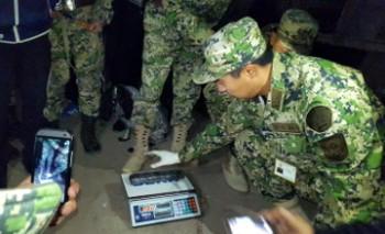 Крупную партию героина пытались провезти через Казахстан трое граждан Таджикистана