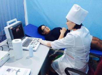 В самом густонаселенном районе Мангистау открыли частный гинекологический кабинет