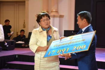 Сельская школа Мангыстау получила грант в 17 млн тенге (ФОТО)