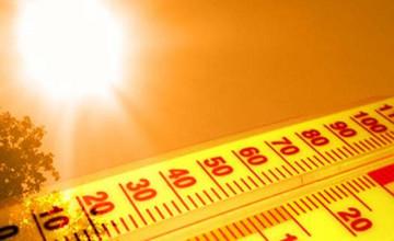 ШТОРМОВОЕ ПРЕДУПРЕЖДЕНИЕ: 31 мая - 1 июня на западе Казахстана ожидается сильная жара