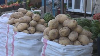 Минсельхоз: картофель будет стоить 120 тенге