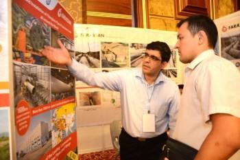 В Мангыстауской области открылась выставка продукции иранских товаропроизводителей (ФОТО)