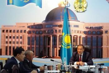 Назначен новый аким в Бейнеуском районе Мангистауской области