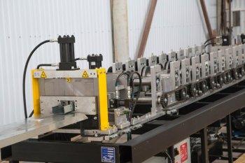 В Актау открылся цех по производству легкосборных стальных тонкостенных конструкций