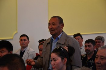 В Мангистау создано первое кредитное товарищество (ФОТО)