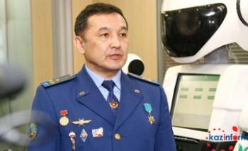 Айдын Аимбетов рассказал о космическом мониторинге в Мангистау