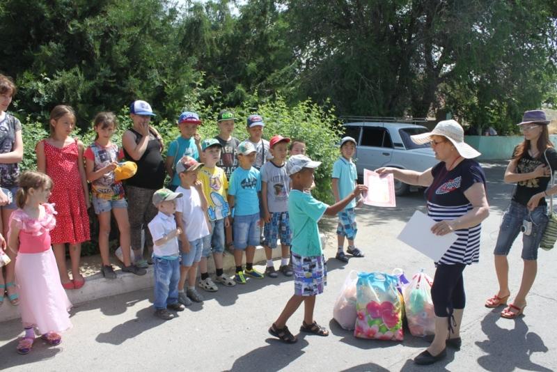 В Актау начал работу кружок юных спасателей