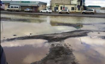 В Мангистауской области завершаются работы по ликвидации последствий ливневых дождей