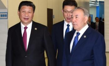 Лидеры Казахстана и Китая обсудили двустороннее взаимодействие в ряде ключевых областей
