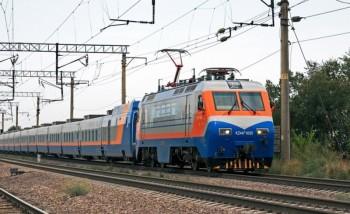 Поезд Алматы-Мангышлак начал курсировать по сокращенному маршруту