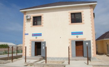В селе Акшукур Мангистауской области открыли первый частный медцентр (ФОТО)