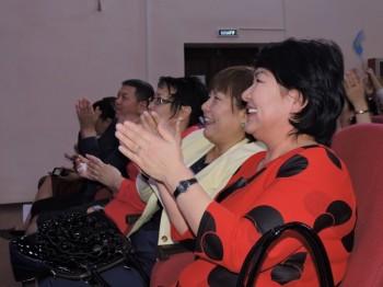 Мангистауские медики выяснили, чья служба самая веселая (ФОТО)
