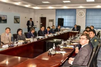 Аскар Мамин: Инфраструктура на Каспии обеспечивает реализацию транзитного потенциала РК