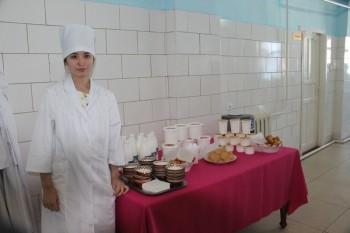 В Мангистау открылся новый молочный завод (ФОТО)