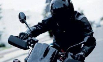Водитель мотоцикла столкнулся с лошадью