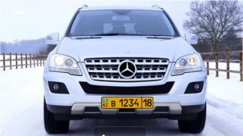 Специальные номера получат временно зарегистрированные авто из ЕАЭС