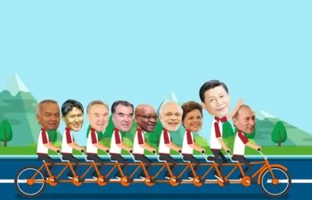 Назарбаев стал героем китайского мультфильма (видео)