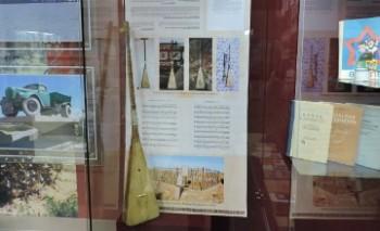 Музей Мангыстау собрал коллекцию музыкальных инструментов известных кюйши