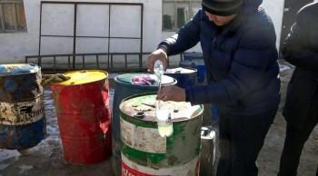 13 тонн нефтепродуктов из незаконного оборота изъяли в Мангистау