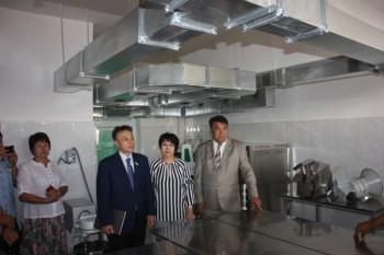 Депутаты Мажилиса посетили в Мангистау объекты, построенные по программе «Нурлы жол» (ФОТО)