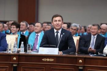 Головкин и Ильин вошли в список кандидатов от Нур Отана на выборы